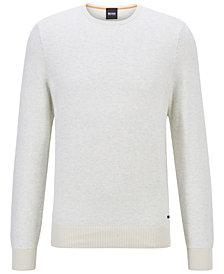 BOSS Men's Komesrlo Regular-Fit Sweater