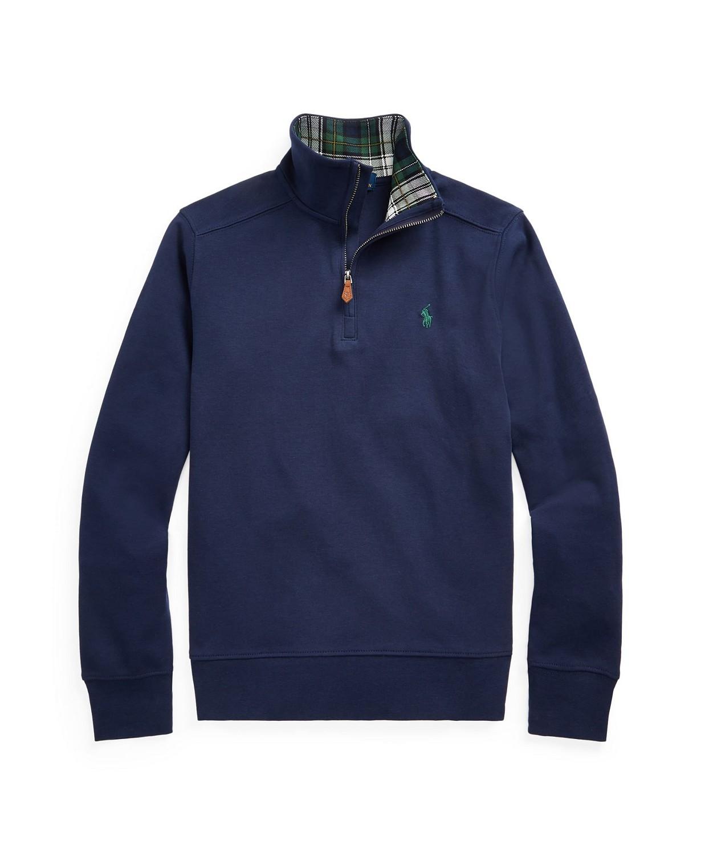 Polo Ralph Lauren Big Boys Quarter-Zip Pullover