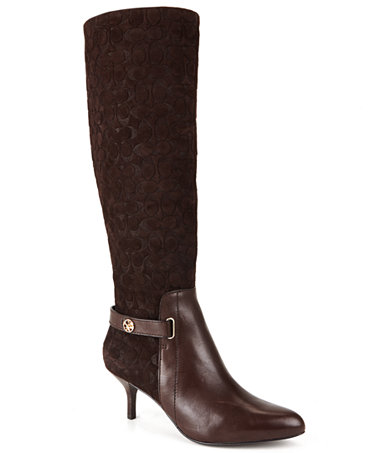 The boot obsession is real. Riding boots, combat boots, ankle boots, hiking boots, western booties, sock booties, knee-high boots, peep-toe booties, over-the-knee boots we love all boots .