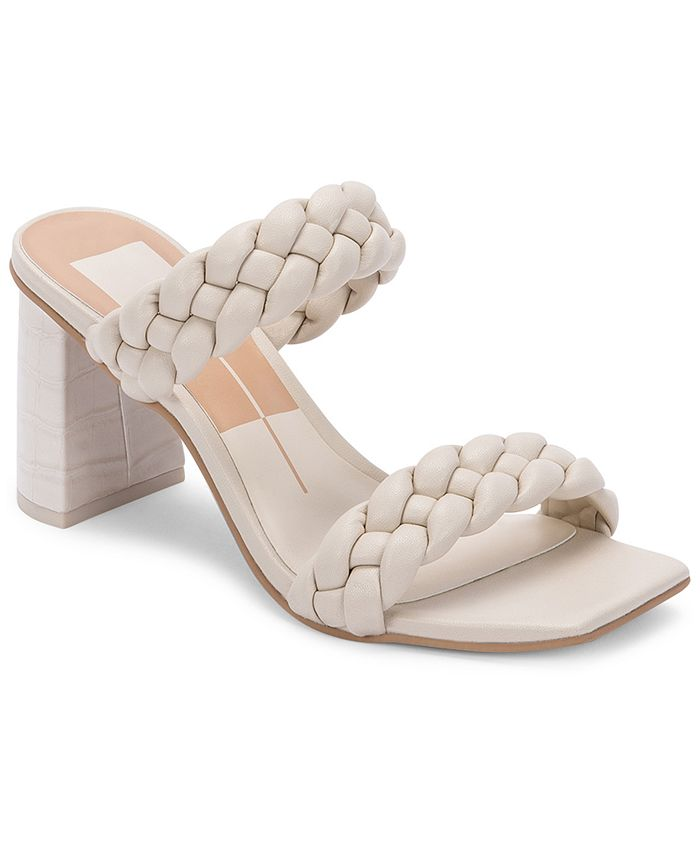 Dolce Vita - Pailey Braided Two-Band City Sandals