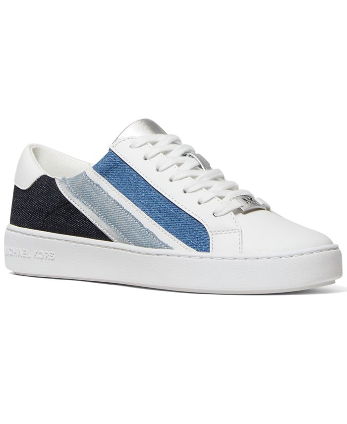 Michael Kors - Slade Lace-Up Sneakers