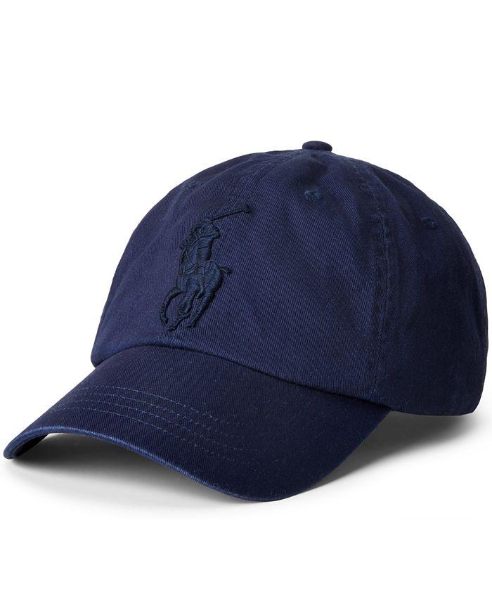 Polo Ralph Lauren - Men's Big Pony Chino Cap