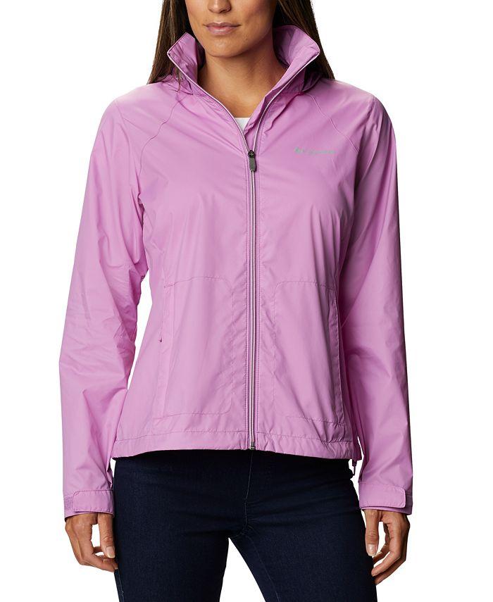 Columbia - Switchback Waterproof Packable Rain Jacket
