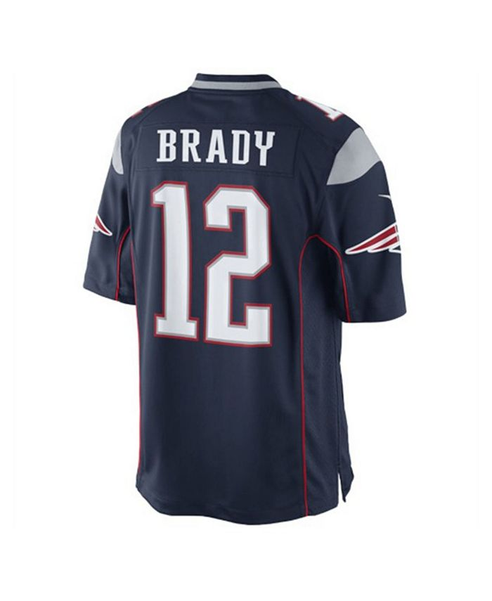 Nike - Men's Tom Brady New England Patriots Limited Jersey