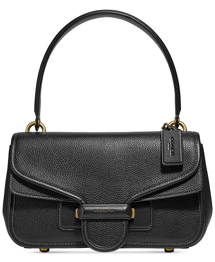 COACH - Cody Leather Shoulder Bag