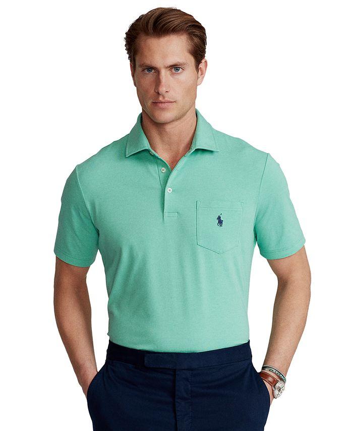 Polo Ralph Lauren Men's Big & Tall Performance Polo Shirt ...