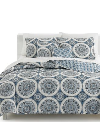 CLOSEOUT! Taj 5 Piece Full/Queen Coverlet Set