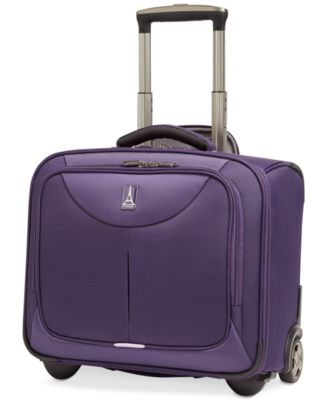 "CLOSEOUT! 60% Off Travelpro WalkAbout 2 16.5"" Rolling Carry On, Only at Macy's"