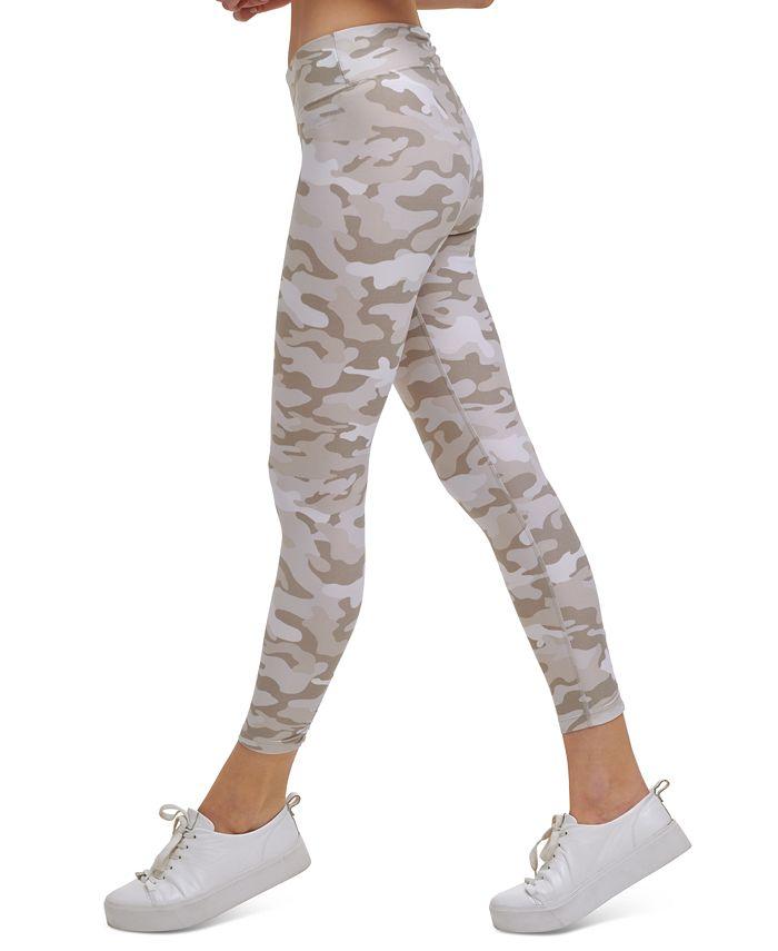Calvin Klein - Camo-Print Leggings