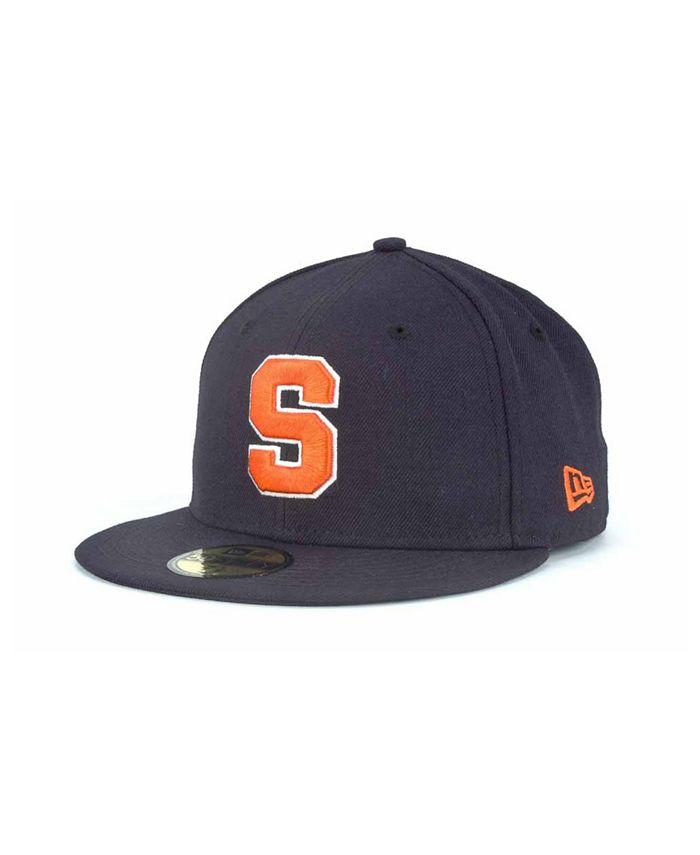New Era - Syracuse Orange 59FIFTY Cap
