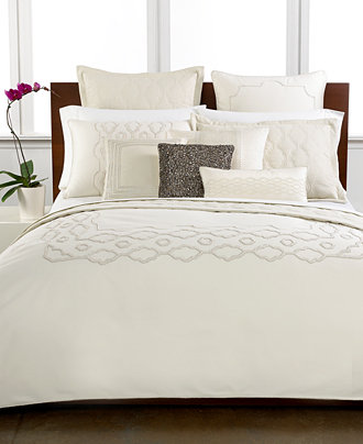 Hotel Collection White Bedding Collection  Thread Site Macys Com