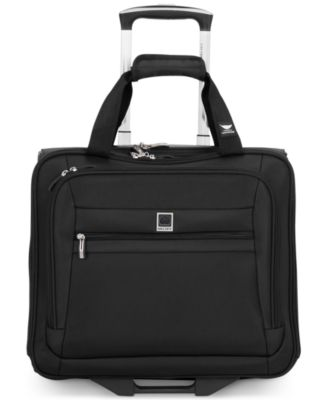 CLOSEOUT! 60% Off Delsey Helium Hyperlite Rolling Tote, Also Available in Blue, a Macy's Exclusive Color)