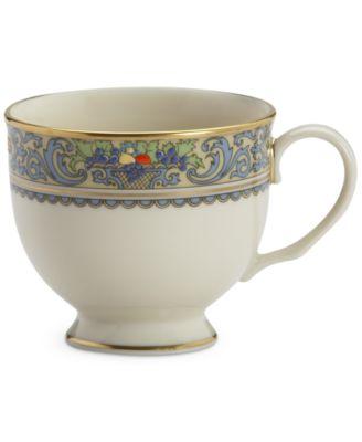 Autumn Teacup