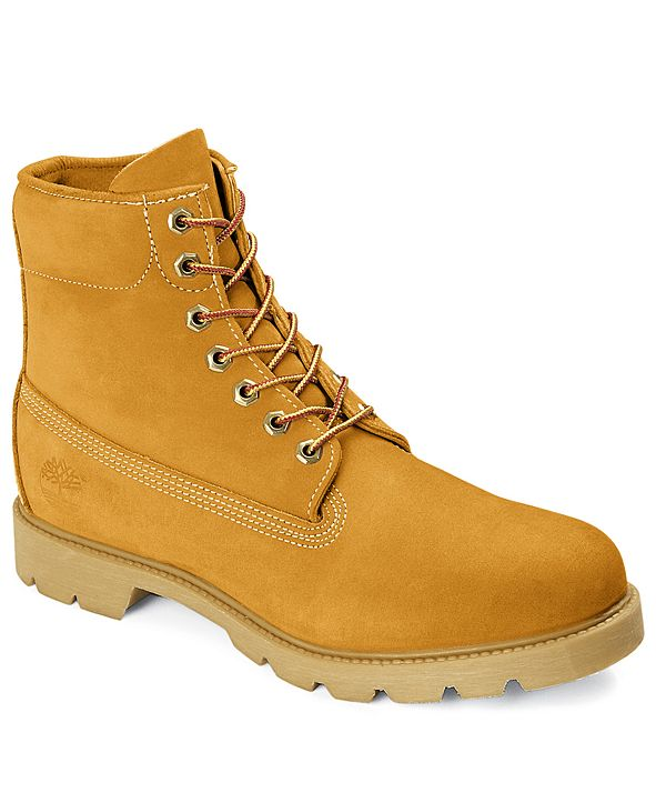 "Timberland Men's 6"" Basic Waterproof Boot"