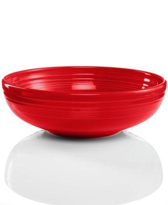 Fiesta Scarlet Large Bistro Bowl