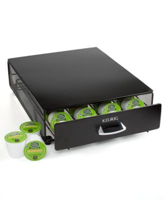 Keurig® Under Brewer Storage Drawer