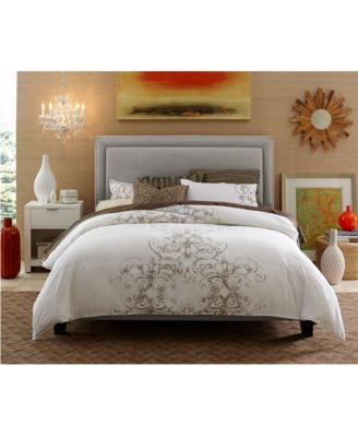 Rory Upholstered Twin Bed