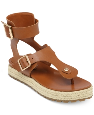 BCBGeneration Edmund Flatform Thong Sandals Women's Shoes