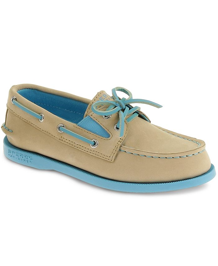 Sperry - Kids Shoes, Little Girls A/O Boat Shoes