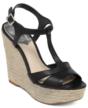 Vince Camuto Inslo2 Platform Wedge Sandals Women's Shoes