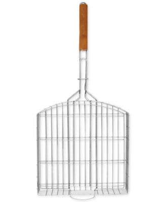 Mr. BBQ Oversized Nonstick Grill Basket