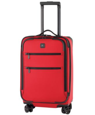 """CLOSEOUT! 45% Off Victorinox Lexicon 22"""" Domestic Carry On Expandable Spinner Suitcase"""