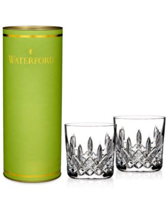 Waterford Giftology Lismore Tumbler Pair
