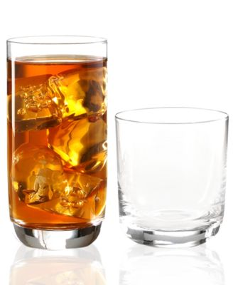 The Cellar Glassware, Set of 4 Premium Highball Glasses