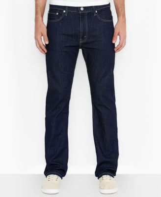 Image of Levi's® Men's 513 Slim Straight Fit Jeans