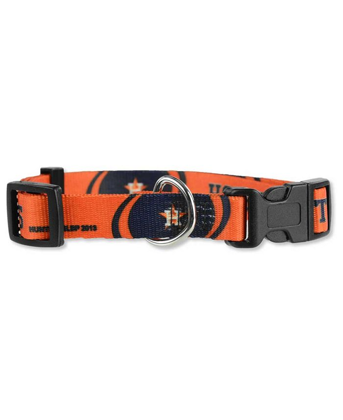 Hunter Manufacturing - Houston Astros Dog Collar
