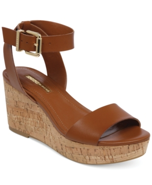 BCBGeneration Fiji Platform Wedge Sandals Women's Shoes