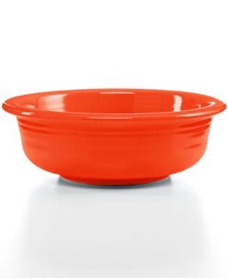 Fiesta Poppy 1 Quart Large Serving Bowl