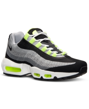 Nike Men's Air Max 95 Jcrd Running Sneakers from Finish Line $ 179.99
