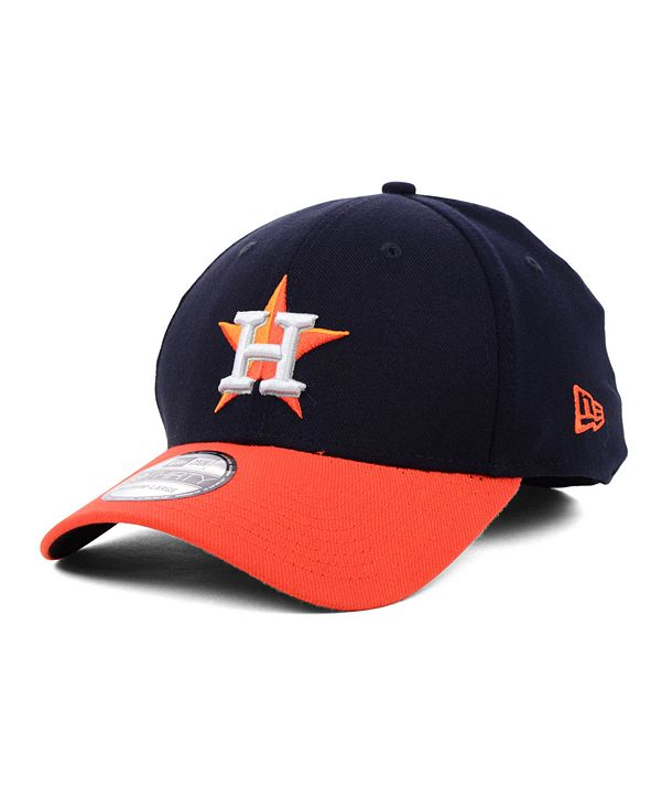 New Era Houston Astros MLB Team Classic 39THIRTY Stretch-Fitted Cap