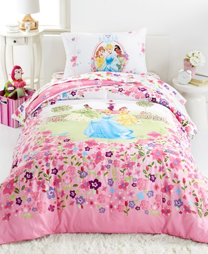Disney Princess Comforter Sets From Macys Royal