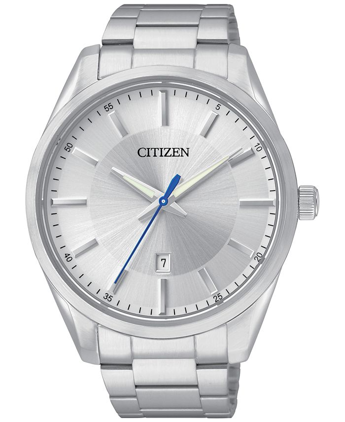 Citizen - Men's Stainless Steel Bracelet Watch 42mm BI1030-53A