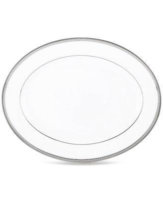 Lenox Murray Hill Medium Oval Platter