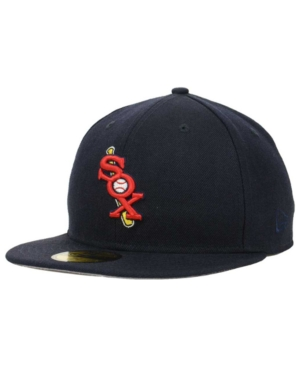 New Era Chicago White Sox All-Star Patch Redux 59FIFTY Cap