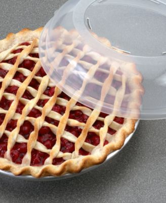 "Nordic Ware 10"" Covered Pie Pan"