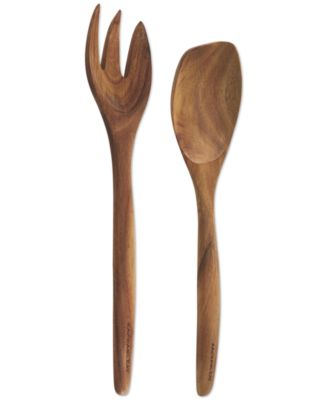 Rachael Ray Cucina 2-Piece Salad Set