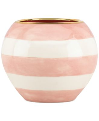 "Kate Spade New York Sunset Street Rosebowl 6"" Vase"