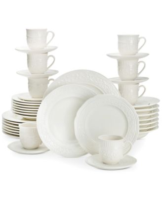 Mikasa American Countryside 40-Pc. Dinnerware Set, Service for 8