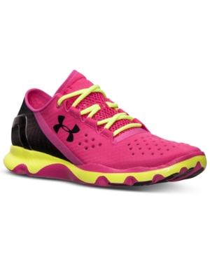 Under Armour Women's SpeedForm Apollo Running Sneakers from