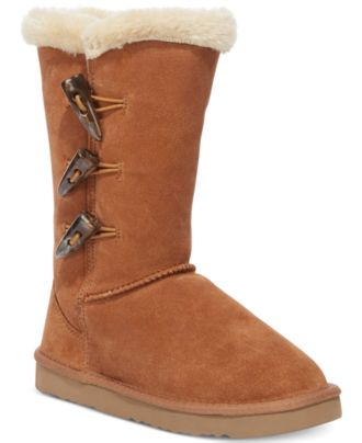 Style&co. Bellaa Tall Shaft Cold Weather Boots, Only at Macy's