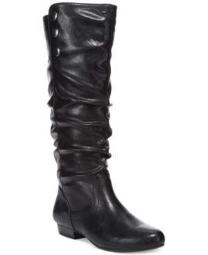 Cliffs by White Mountain Funhouse Boots - A Macys Exclusive Womens Shoes