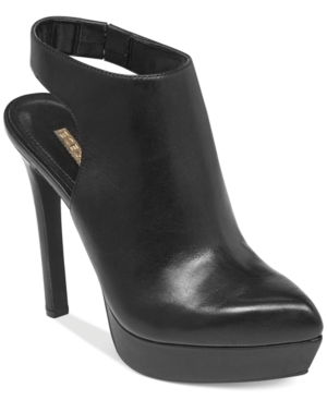 BCBGeneration Sloan Platform Booties Women's Shoes