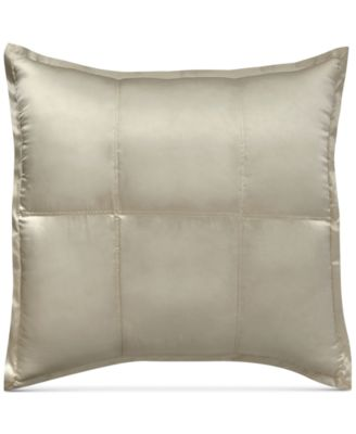 Donna Karan Modern Pulse Quilted European Sham