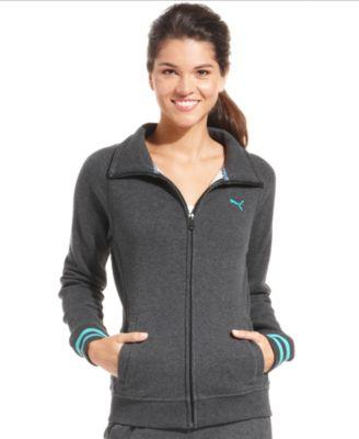 Puma LongSleeve ZipUp Jacket