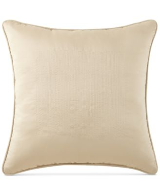 "Waterford Aramis 18"" Square Decorative Pillow"