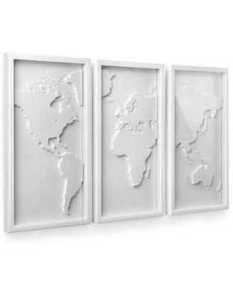 Umbra Mapster Wall D®cor